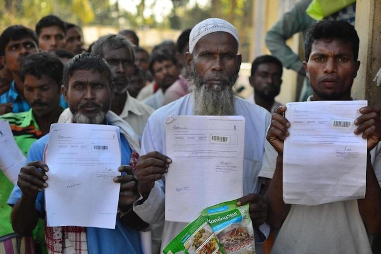 Final NRC list in Assam published over 19 lakh people left out