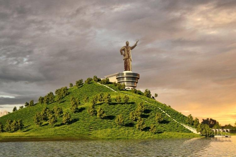 109-foot NTR statue planned in Andhra Pradesh, govt to