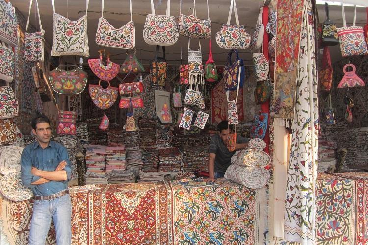Cash crunch takes the sheen off Hyderabads Numaish exhibition