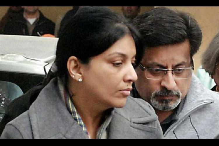 Nupur Talwar granted three-week parole by Allahabad HC
