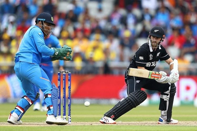 World Cup semifinal between India and New Zealand to be continued on Wednesday