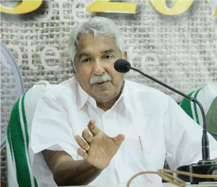 Chandy responds to Communist stalwarts daughter on Mallya land deal