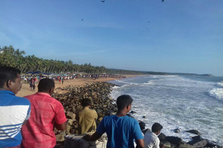 As fishermen protest Kerala politicians continue to face heat over Cyclone Ockhi