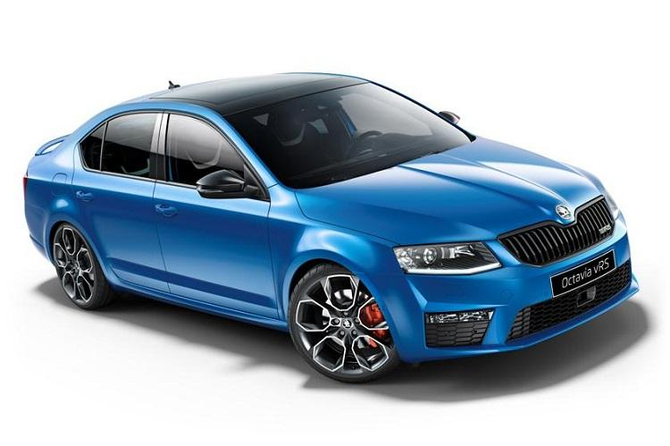Skoda Octavia vRS all set to be launched in India