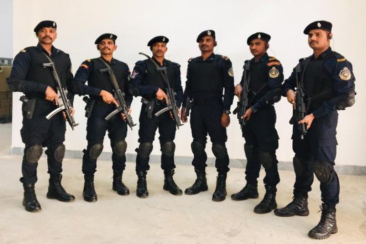 Anti-terror force Octopus to now man Andhra CM Jagans security
