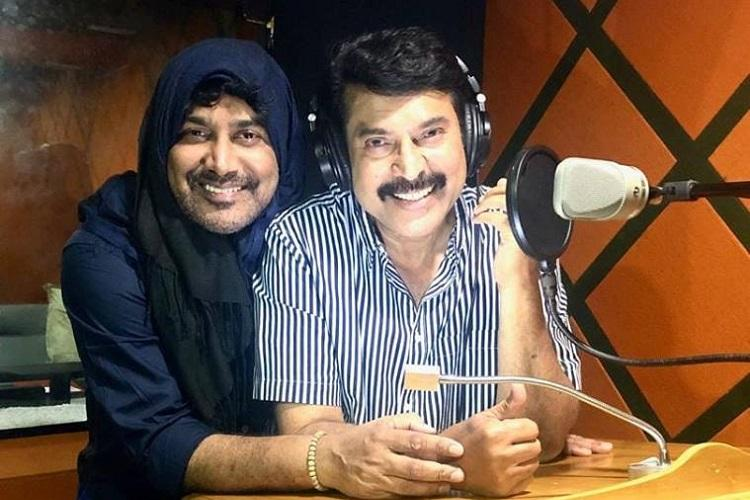 Mammootty does a voice over for Mohanlals Odiyan