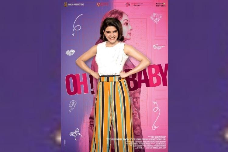 Samanthas Telugu film Oh Baby bags 8 am show in Chennai