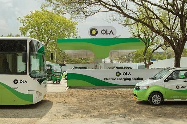 Ola in talks with Indias top auto makers to buy custom-made e-vehicles
