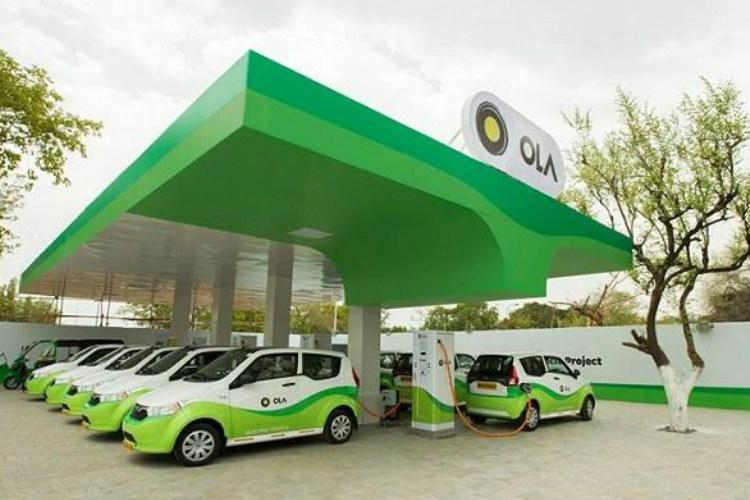 Ola Electric now a unicorn after raising 250 mn from SoftBank