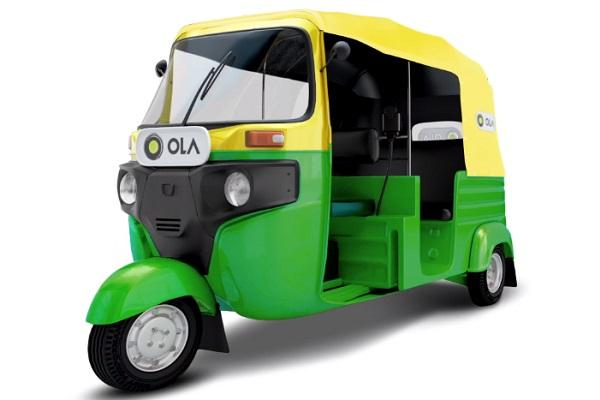 Ola introduces auto-connect Wifi in Ola Autos
