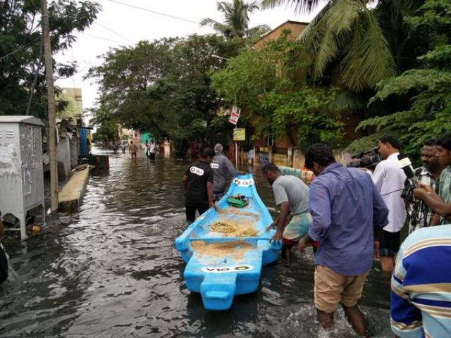 OlaBoats in Chennai When a meme became a reality