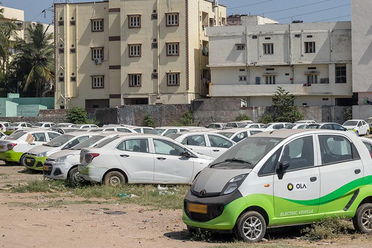 Drivers left in the lurch after Ola license suspended in Bengaluru for 6 months