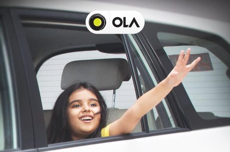Ola compromises data of hundreds of customers to a user takes no action for days