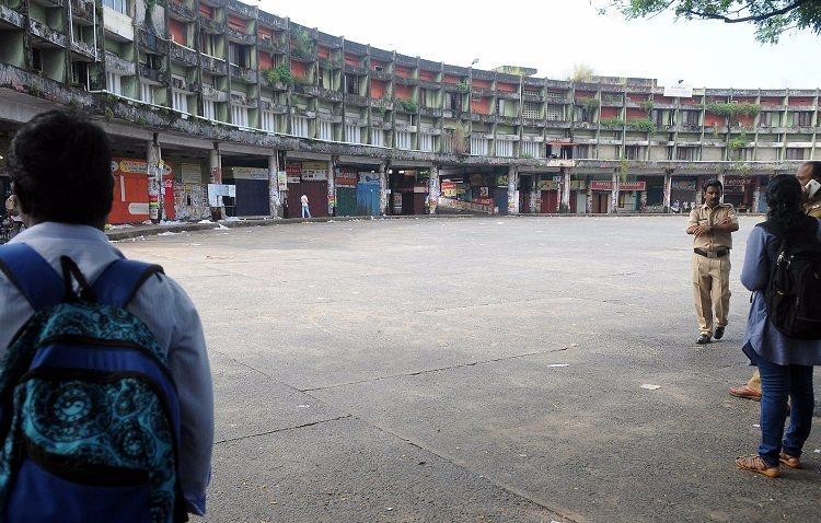 Opposition-called Kerala shutdown disrupts normal life some protestors taken into custody