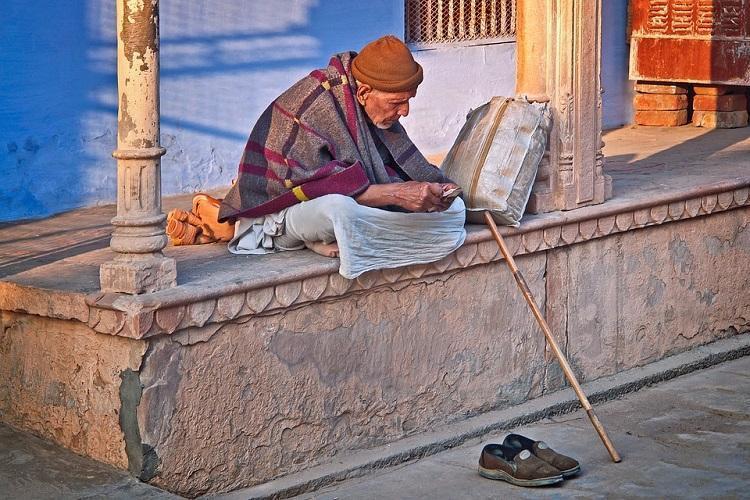 As India ages over 61 of elderly will have no income security by 2050