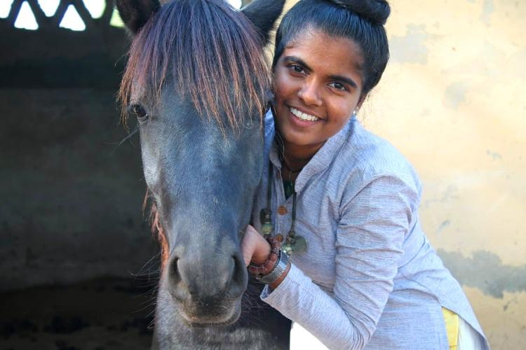 At 14 this Kerala beekeeper is also Indias first female farrier