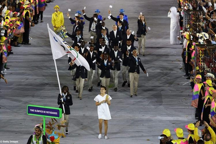 Refugees saving grace of rotten Rio Olympics
