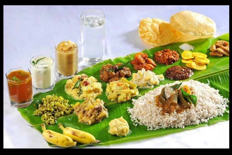 For people outside Kerala a guide to the Onam Sadya and how to eat it