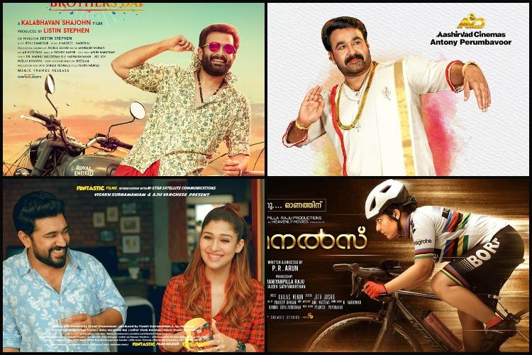 Onam box-office clash Here are the four big Malayalam films up for release
