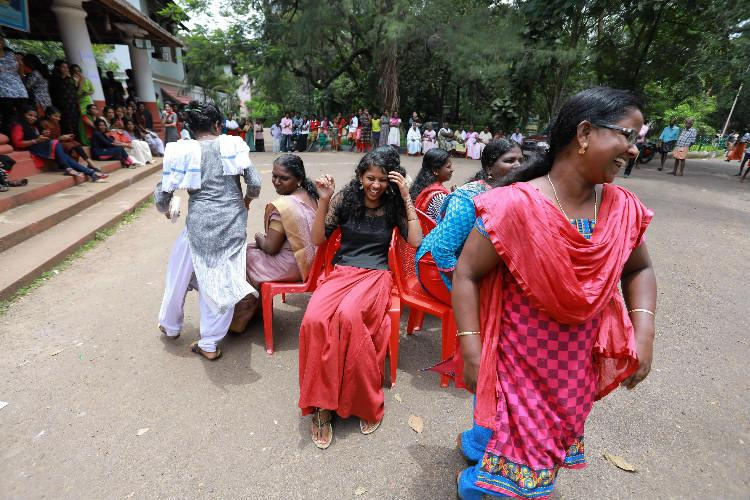 We shall overcome How Malayalis celebrated Onam in relief camps