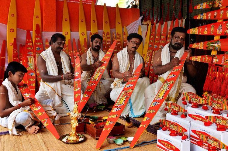 Meet the Kerala family that has been creating Onavillu for Onam for centuries