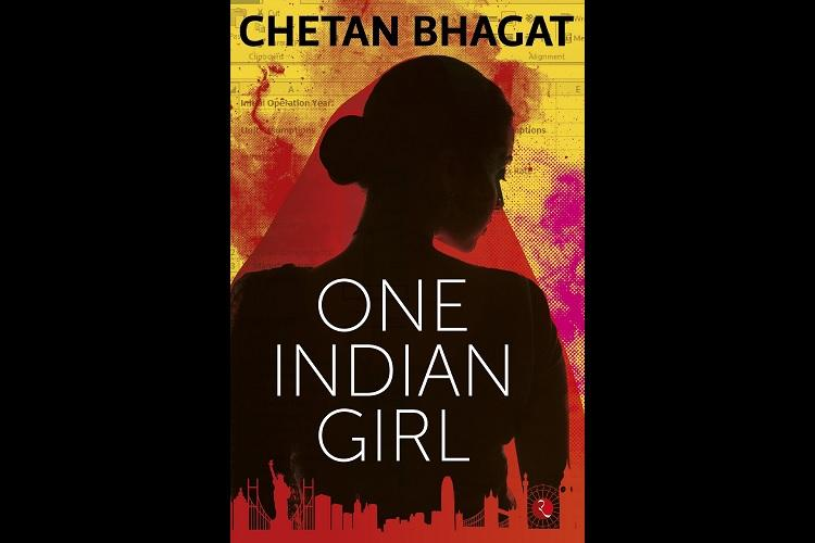 Chetan Bhagats One Indian Girl breaks Amazon pre-order record heres what the books about