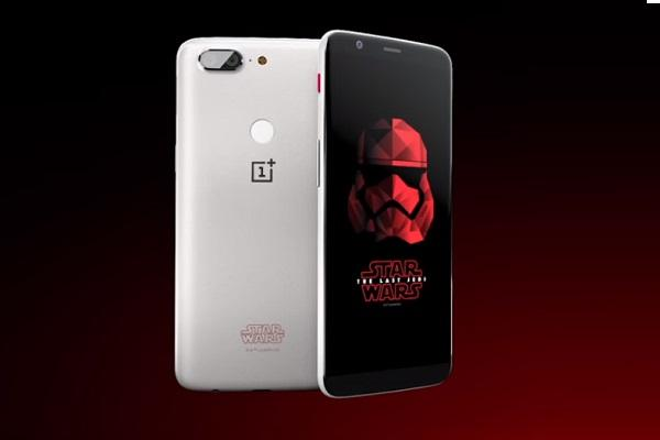 OnePlus announces launch of OnePlus 5T - Star Wars Limited Edition on December 14