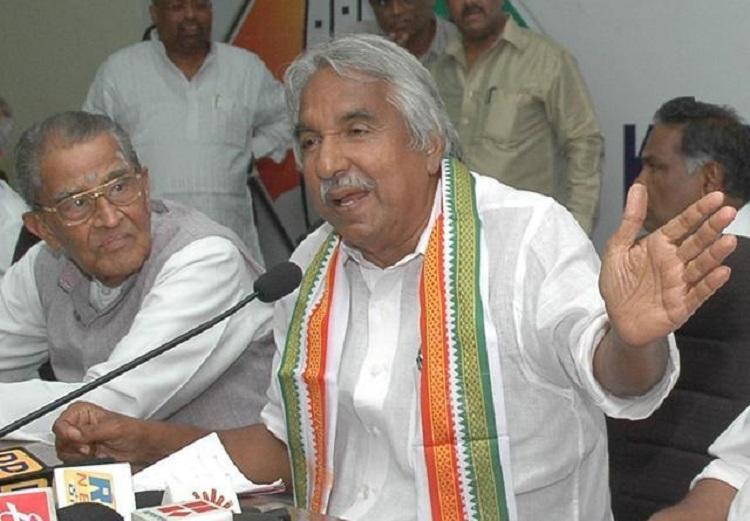 Solar Scam ADGP Rajesh Dewan to head SIT probe against former CM Oommen Chandy