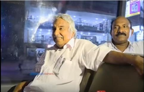 These Kerala bus passengers had an unexpected co-traveller and they couldnt believe who it was