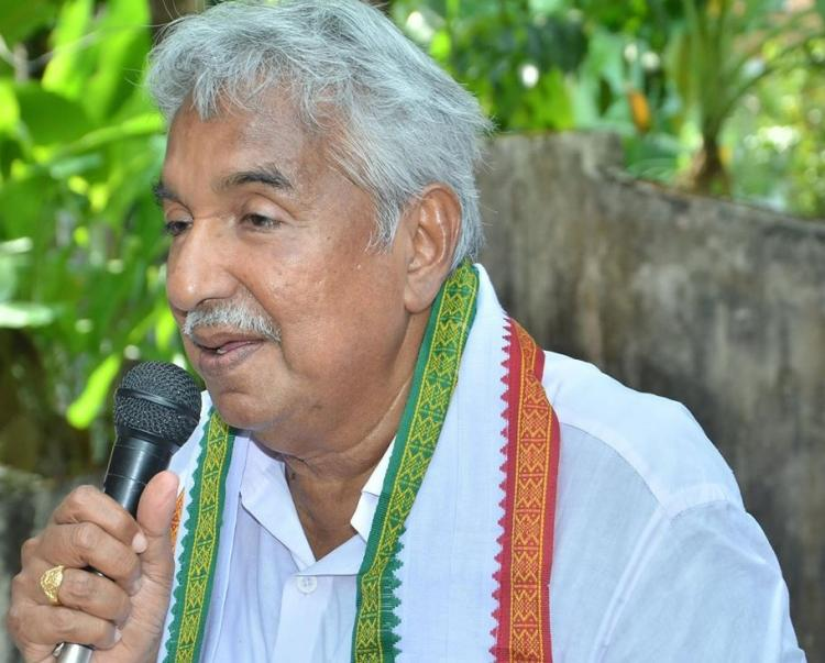 Fuel price hike cruel on the people Chandy hits out at Centre Kerala govt