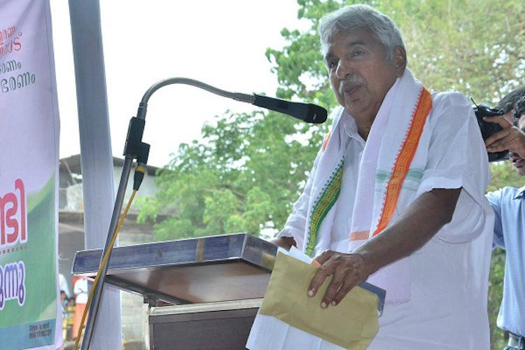 Chandy slams Centres proposal for orange passports says it will be discriminatory