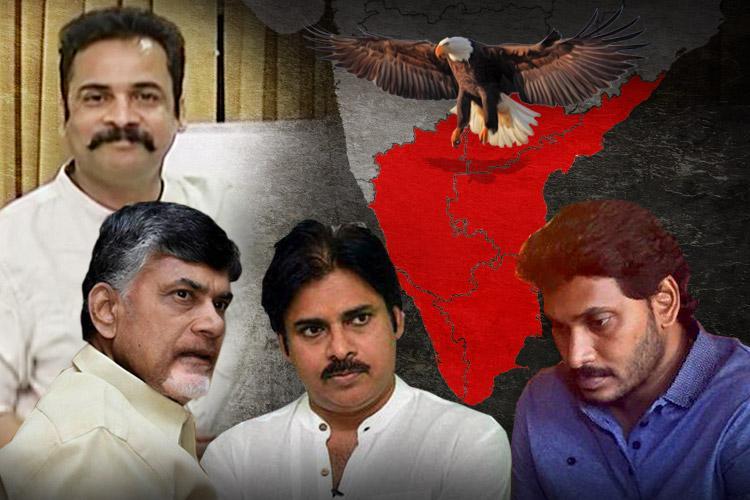 The ghost of Operation Dravida Actors conspiracy theory haunts Andhra politics