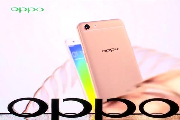 Oppo F3 launched in India Another selfie expert with dual front camera