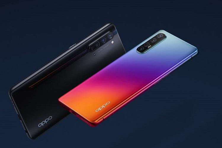 Oppo Reno 3 Reno 3 Pro launched in China with 12GB RAM quad cam setup