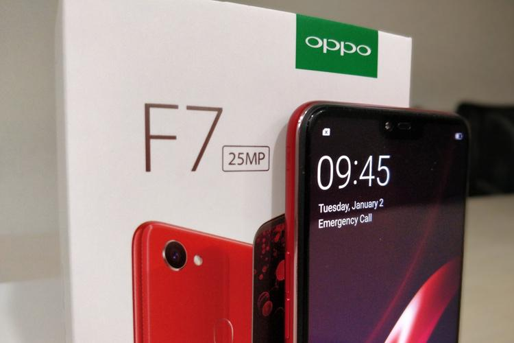 Oppo F7 review Refreshing new design with 623-inch IPS display 25MP front camera