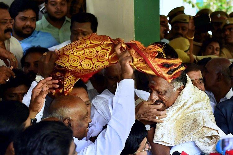 Ma Foi Pandian Ponnaiyan among 20 AIADMK members sacked for supporting OPS