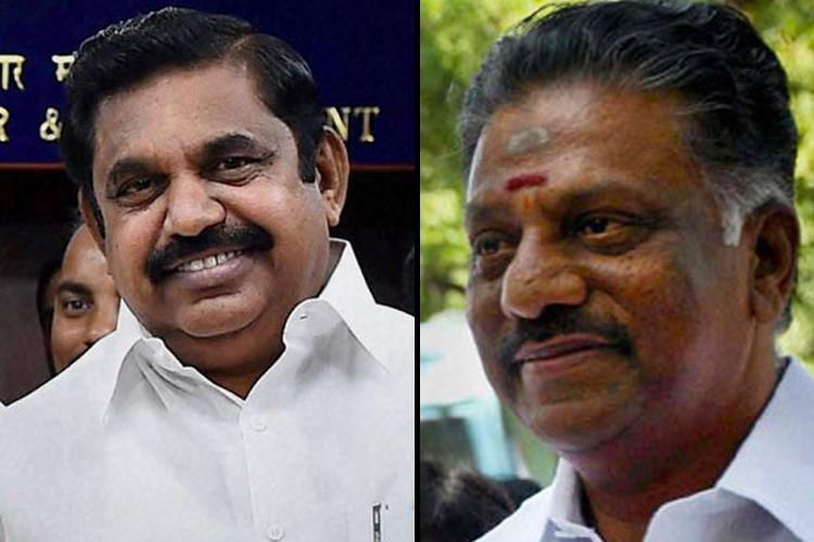 AIADMK factions trade corruption charges possibility of merger looks bleak