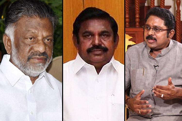Relief for EPS-OPS Madras HC delivers split verdict on 18 MLAs disqualification