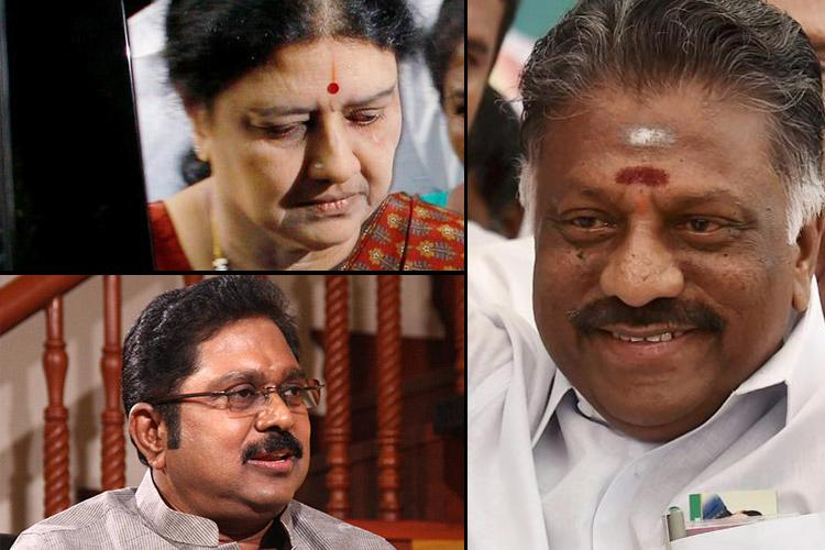 Live Blog Will OPS and EPS camps of AIADMK finally merge