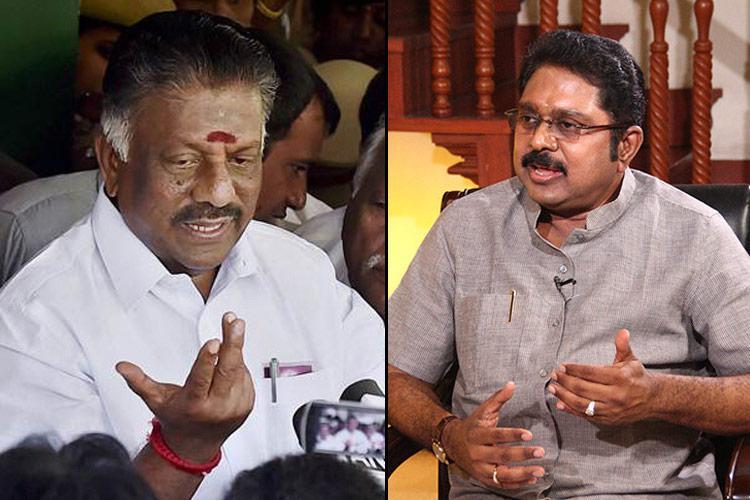 Nanjil Sampath claims 87 MLAs support TTV dist secys asked to submit affidavit in favour of Sasikala