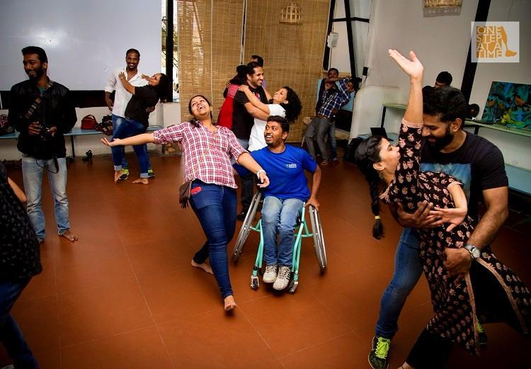 A salsa event in Bengaluru that let people with disabilities share the spotlight