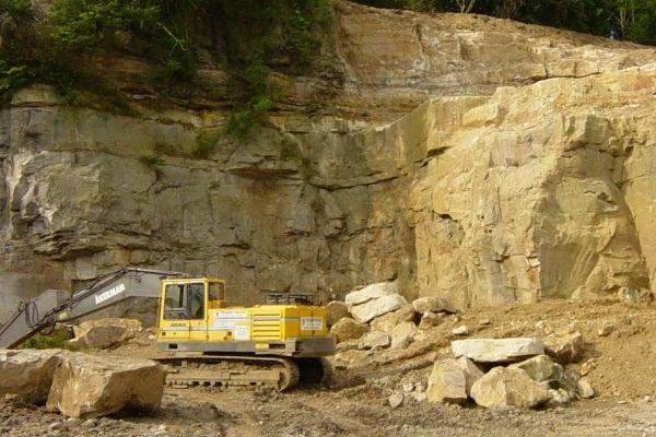 Kerala government accused of legalising illegal quarries in the state