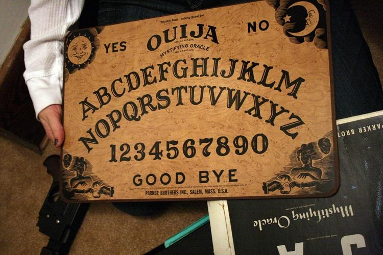 How the Ouija board got its sinister reputation