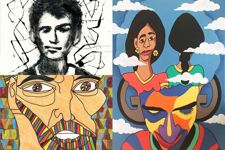 Kochi Biennale features artwork of 9 Bengaluru youths living with autism