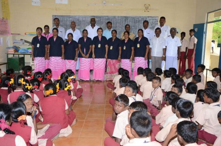 Madurai school asks teachers to wear overcoats to protect them from lewd comments by students