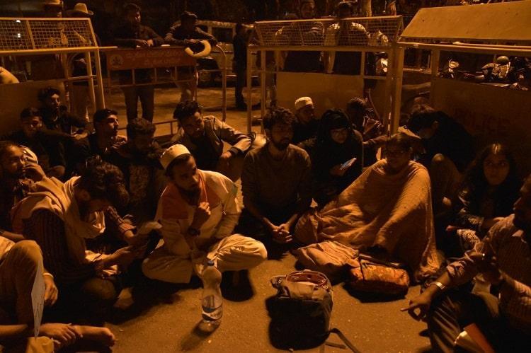 Bengaluru will see a Jamia repeat Two men threaten anti-CAA protesters