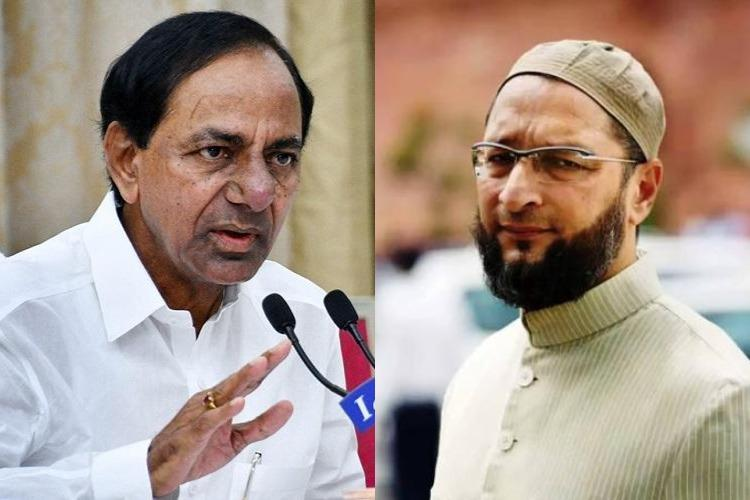 Telangana BJP calls KCR anarchist like the AIMIM after Owaisi appeals to stop NPR work