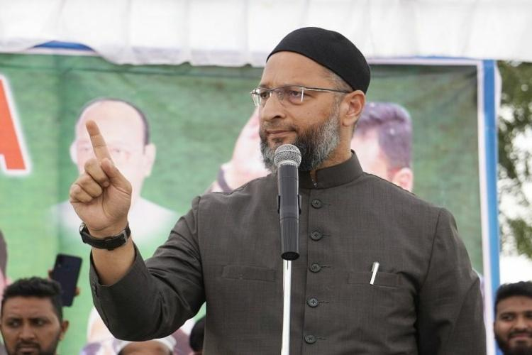 Facial recognition tech to be used for Municipal polls Owaisi demands withdrawal