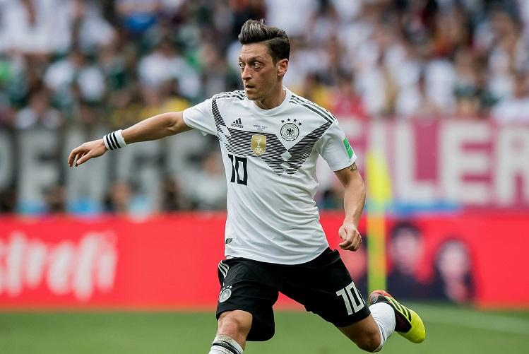 I am German when we win immigrant when we lose Mesut Ozil quits Germany over racism