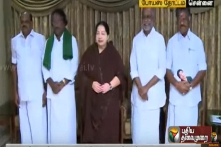 Puducherry Congress leader P Kannan joins AIADMK